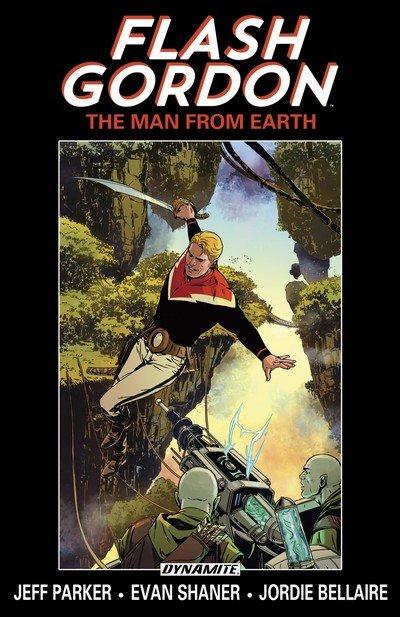 Flash Gordon Omnibus Vol. 1 – The Man From Earth (2015)