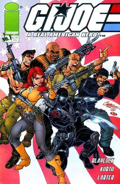 G.I. Joe – A Real American Hero #1 – 43 (2001-2003)