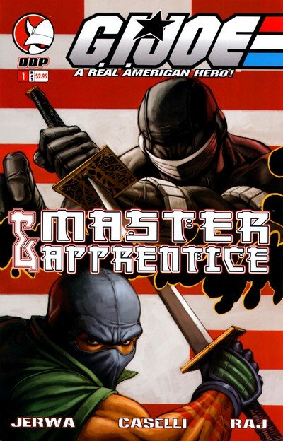 G.I. Joe – Master & Apprentice Vol. 1 #1 – 4 (2004)