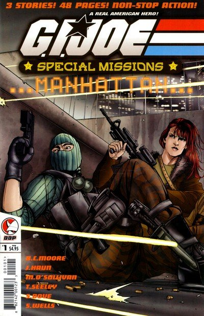 G.I. Joe – Special Missions (Collection) (2006-2007)