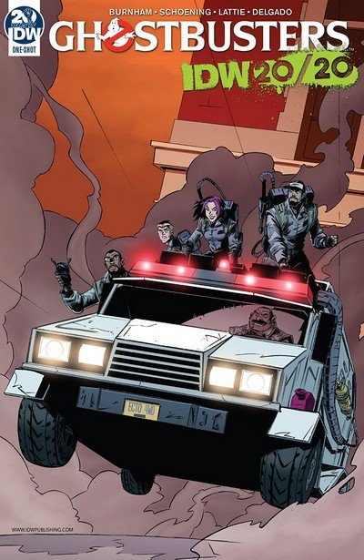 Ghostbusters – IDW 20-20 (2019)