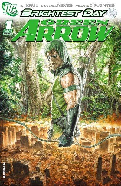 Green Arrow Vol. 4 #1 – 15 (2010-2011)