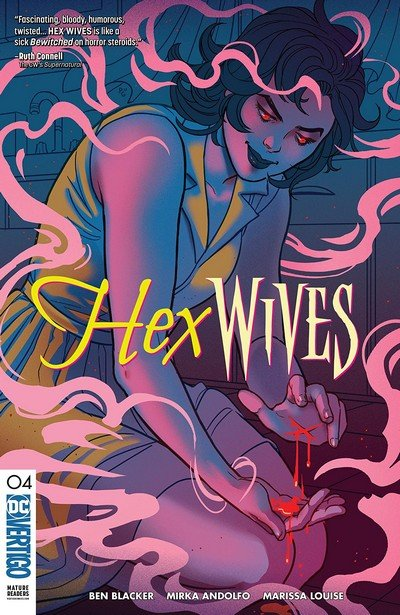 Hex Wives #4 (2019)