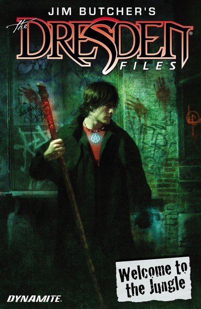 Jim Butcher's The Dresden Files – Welcome to the Jungle (TPB) (2014)