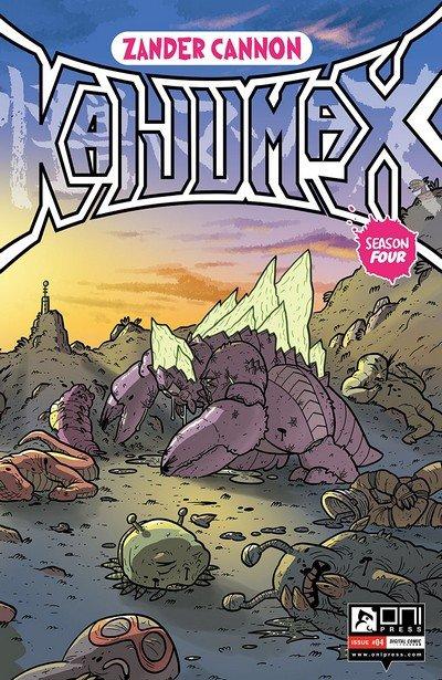 Kaijumax – Season Four #4 (2019)
