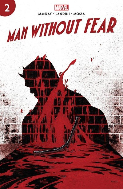 Man Without Fear #2 (2019)