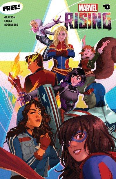 Marvel Rising (Story Arc) (2018)