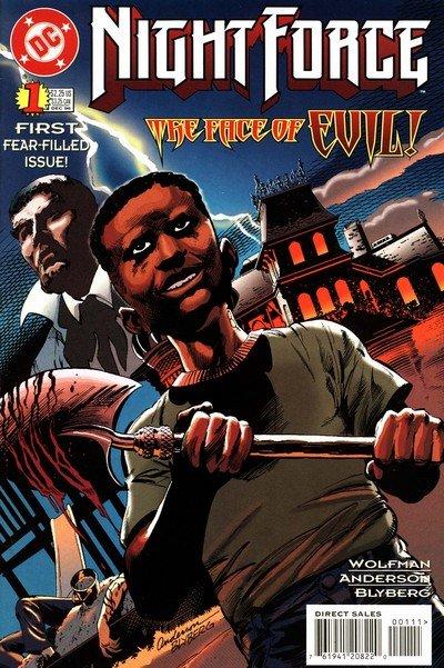 Night Force Vol. 2 #1 – 12 (1996-1997)