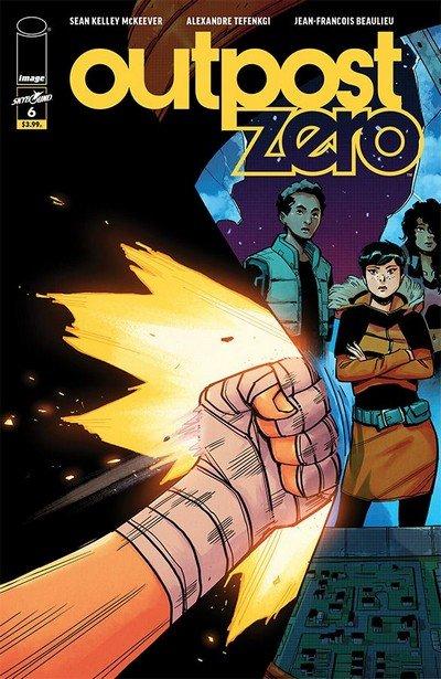 Outpost Zero #6 (2019)