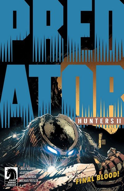 Predator – Hunters II #4 (2019)