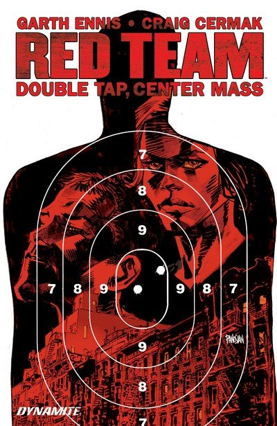 Red Team Vol. 2 – Double Tap, Center M (TPB) (2017)