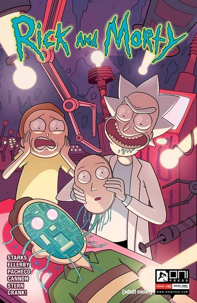 Rick And Morty #46 (2019)