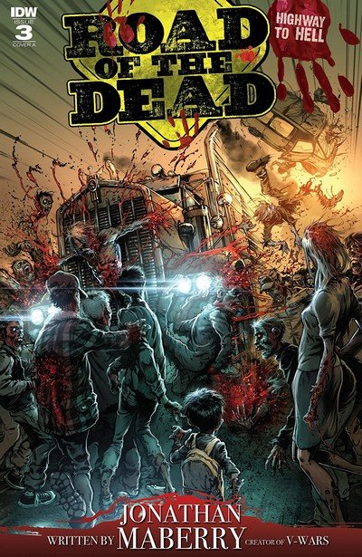 Road Of The Dead – Highway To Hell #3 (2019)