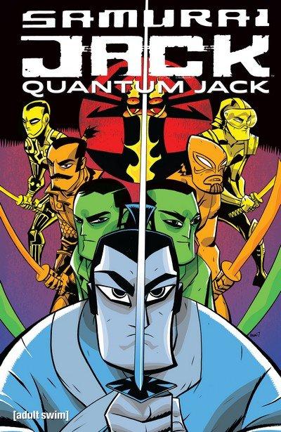 Samurai Jack – Quantum Jack (TPB) (2018)