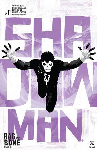 Shadowman #11 (2019)