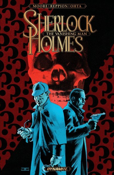 Sherlock Holmes – The Vanishing Man Vol. 1 (TPB) (2019)