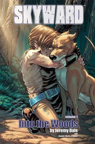 Skyward Vol. 1 – 2 (TPB) (2014)