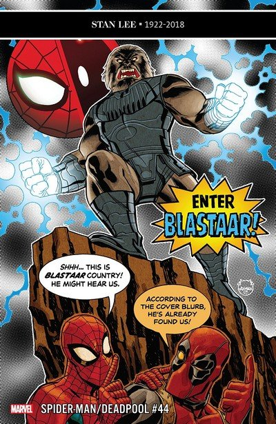 Spider-Man – Deadpool #44 (2019)