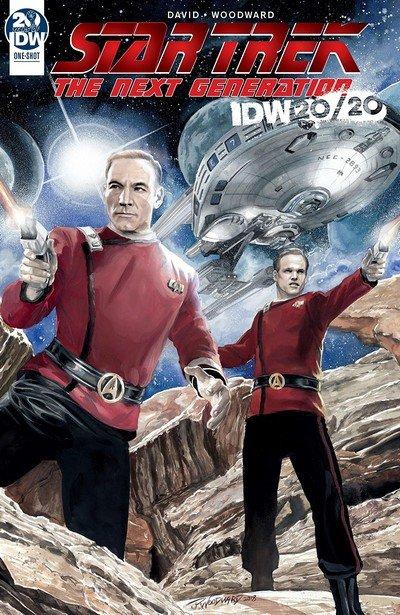Star Trek – IDW 20-20 (2019)
