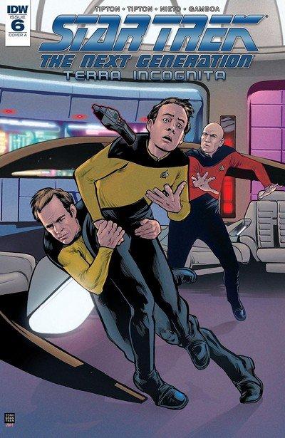 Star Trek – The Next Generation – Terra Incognita #6 (2019)