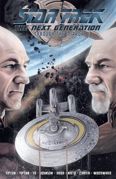 Star Trek – The Next Generation – Through the Mirror (TPB) (2018)
