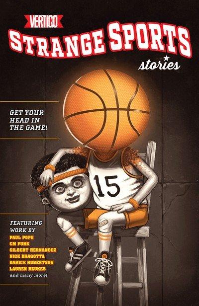 Strange Sports Stories (TPB) (2015)