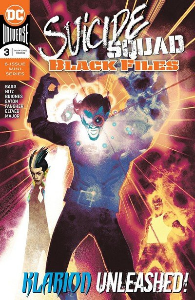 Suicide Squad Black Files #3 (2019)