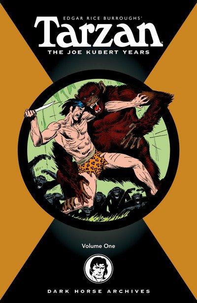 Tarzan Archives – The Joe Kubert Years Vol. 1 – 3 (TPB) (2005-2006)