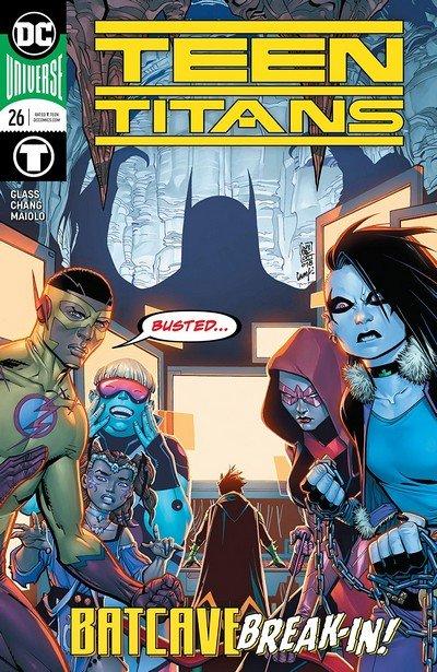 Teen Titans #26 (2019)