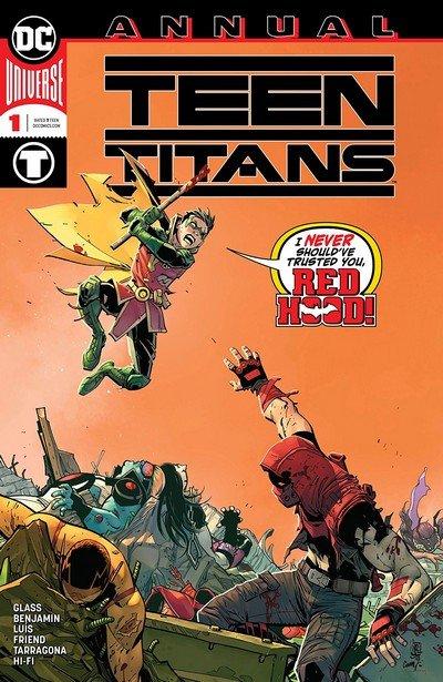 Teen Titans Annual #1 (2019)