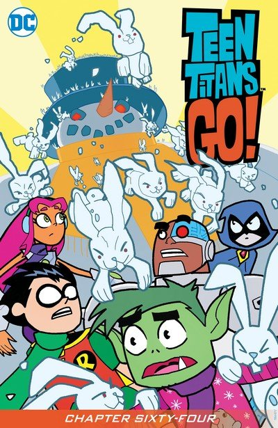 Teen Titans Go! #64 (2019)