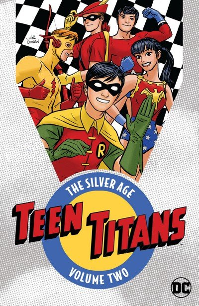 Teen Titans – The Silver Age Vol. 2 (TPB) (2018)