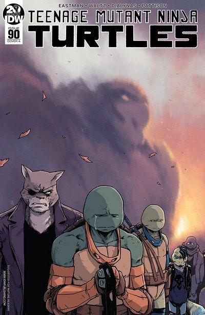 Teenage Mutant Ninja Turtles #90 (2019)