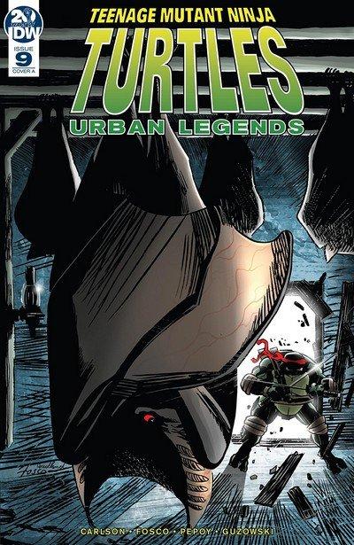 Teenage Mutant Ninja Turtles – Urban Legends #9 (2019)