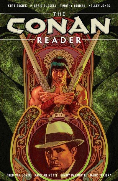 The Conan Reader (2018)