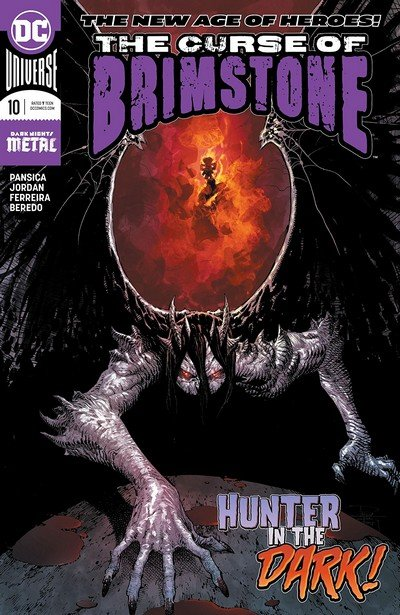 The Curse Of Brimstone #10 (2019)
