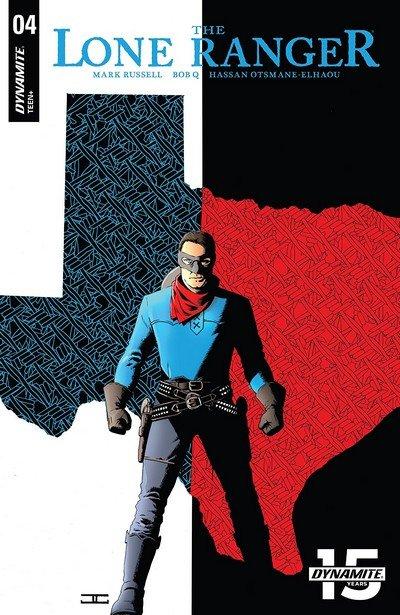 The Lone Ranger Vol. 3 #4 (2019)