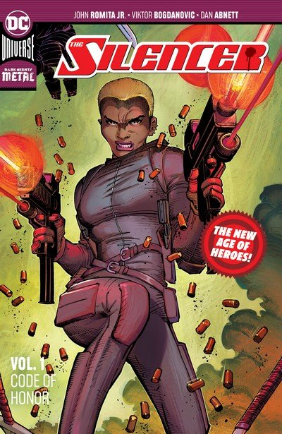 The Silencer Vol. 1 – Code of Honor (TPB) (2018)