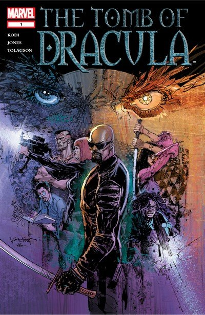 Tomb of Dracula #1 – 4 (2004-2005)