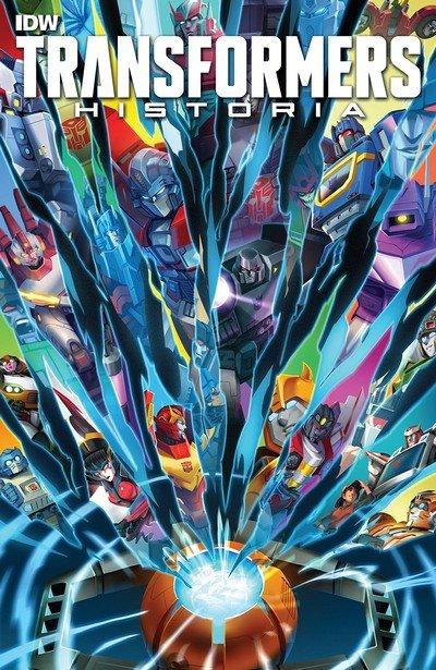Transformers – Historia (2019)