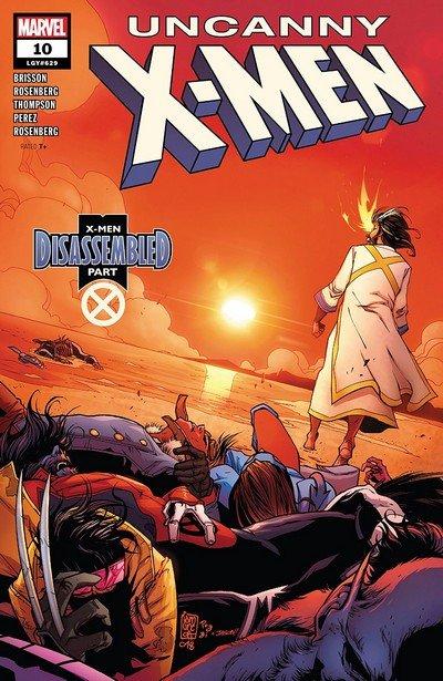 Uncanny X-Men #10 (2019)