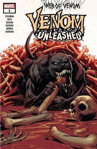 Web Of Venom – Venom Unleashed #1 (2019)