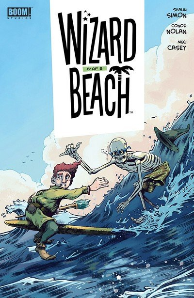 Wizard Beach #2 (2019)