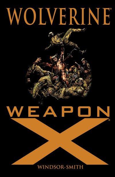 Wolverine – Weapon X (TPB) (2007)