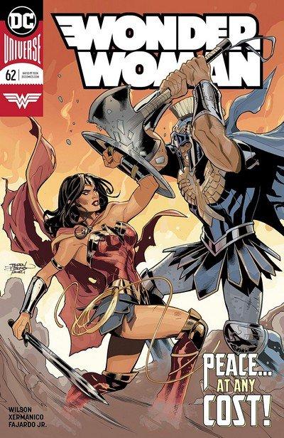 Wonder Woman #62 (2019)