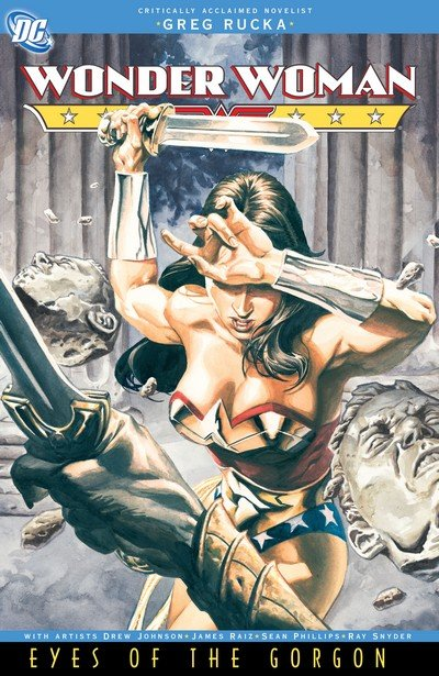 Wonder Woman – Eyes of the Gorgon (TPB) (2005)