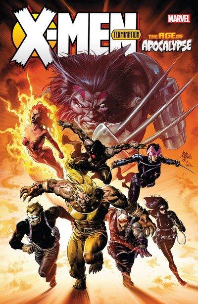 X-Men – Age of Apocalypse – Termination (TPB) (2018)
