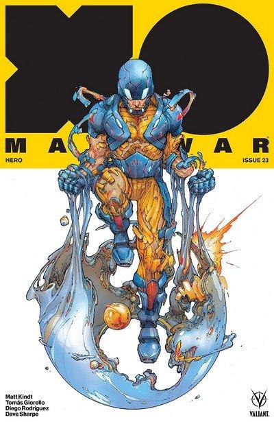 X-O Manowar #23 (2019)