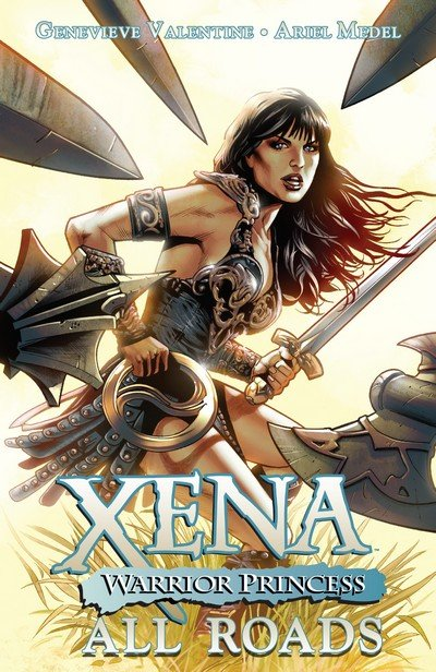 Xena – Warrior Princess – All Roads (TPB) (2016)
