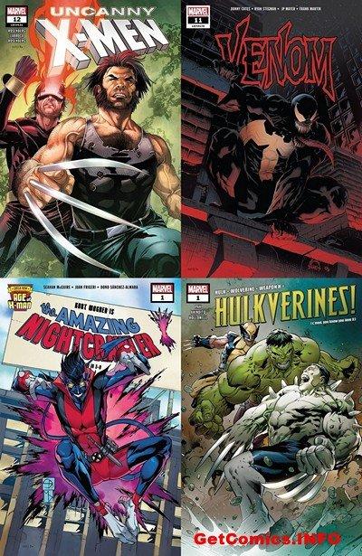 2019.02.20 Marvel Week+